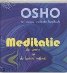 meditatieboek, oefeningen, Osho, beginners, meditatie cd