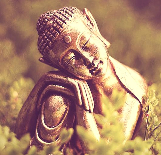 Afbeelding met boeddhabeeldje erop, gevonden op www.coachingmetsanne.com